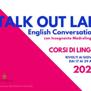 ENGLISH CONVERSATION Iscrizioni chiuse!