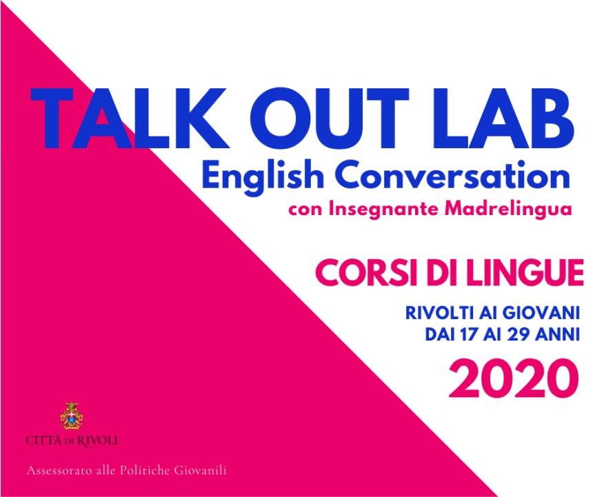 ENGLISH CONVERSATION Iscrizioni prorogate fino al 31/08!