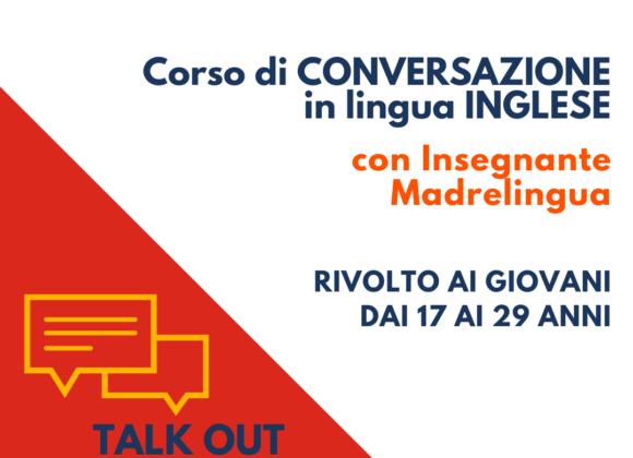 ENGLISH CONVERSATION 2021 Iscrizioni aperte!